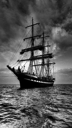 Tall Ship. Cruised on one years ago, but the company went under when they lost a ship in a hurricane.