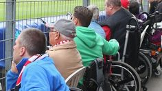 Premier League 'not inclusive' for disabled fans, says Lord Holmes - BBC Sport