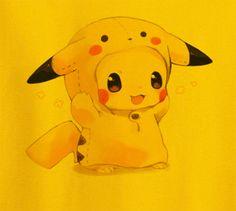 Premium Pokemon wearing Pokemon costume Tee T-Shirt