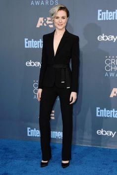 Red Carpet Review: Best and Worst Dressed of the 2016 Critics' Choice Awards | Evan Rachel Wood | The Luxe Lookbook