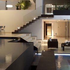 Casa del Agua, a a a Almazán Arquitectos y Asociados --------- #luxury #luxuryhome #architecture #architect #interiorhome #arquitetura #design #designer #house #home #beautiful #homedecor #modern #arquitectura #decor #decoration #instahome #instadesign #interiordesign #villa #realestate