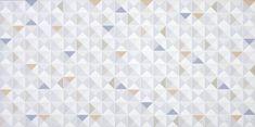 Mixed mosaic-look ce