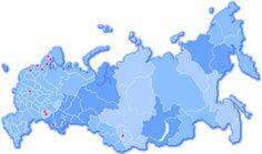 POSH RUSSIA Posh Nails, Diagram, Map, Russia, Location Map, Maps