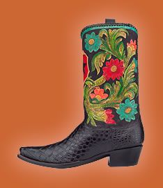 tularosa pintado croc -- by rocketbuster And do they ever remind me of Tularosa