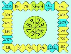 Long+Division+Game+from+Having+Fun+and+Loving+Teaching+on+TeachersNotebook.com+-++(6+pages)+