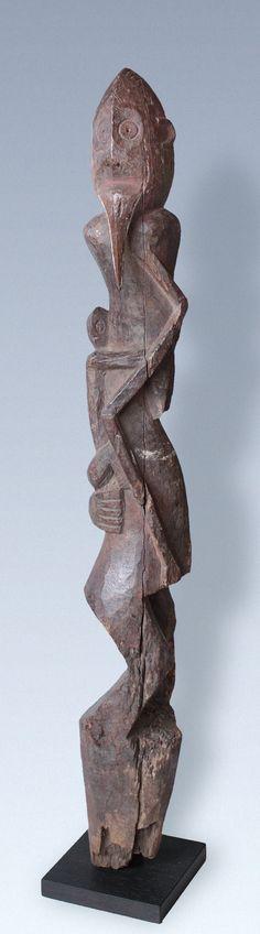 Maternity protection-figure tauwa Chamba-peoples, Nigeria