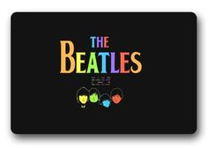 >> Click to Buy << Custom Beatles Doormat The Beatles Mats Bedroom Coussin Music Band Carpets Bathroom Rugs Kids Christmas Home Decoration #D-166# #Affiliate