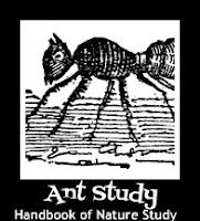 Handbook of Nature Study: Outdoor Hour Challenge-Insect Study-Ants