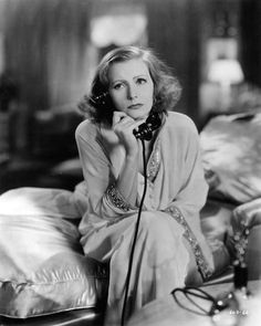 Greta Garbo - Grand Hotel 1932