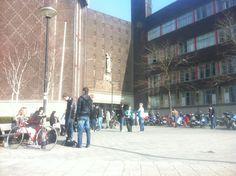 Hogeschool Rotterdam (Academieplein)  Partner of Visual Arts & Social Work and Welfare studies
