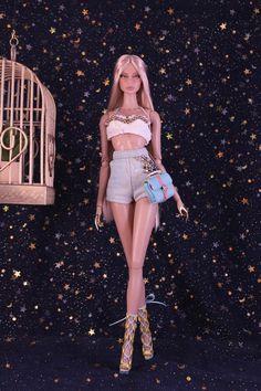 "Integrity Toys Handmade shoes- ""Sweet Lace"" shoes by Little Janchor Diy Barbie Clothes, Barbie Shoes, Barbie Dress, Doll Clothes, Fashion Royalty Dolls, Fashion Dolls, Fiona Y Shrek, Black Bratz Doll, Brat Doll"