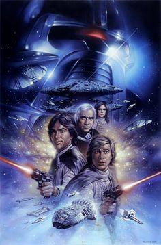 Battlestar Galactica by Tsuneo Sanda *