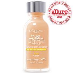 True Match Super Blendable Makeup - SPF Foundation - L'Oreal Paris