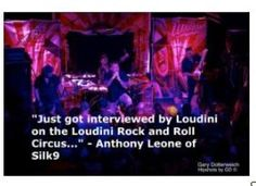 Thriving in the Dirty Business of Rock and Roll with Anthony Leone of Silk9 #georgelynch #warrendmartini #lynchmob #silk9 #lilyvsixx #pittsburghrock #hardrock #loulombardimusic #loudinirockandrollcircus