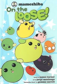 Kawaii comic - Mameshiba on the loose AAHHHH cuteness!!!