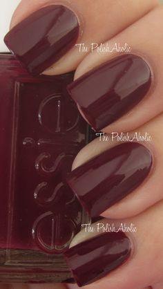 The PolishAholic: Essie Fall 2012 Stylenomics Collection - Recessionista