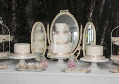Romance Trend at The Wedding and Events Boutique