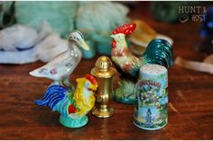 DIY Salt Shaker Tassels, watch as these shakers become stunning and classic displays for your home. www.huntandhost.com