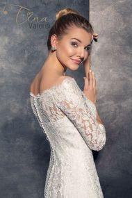 wedding dress Sueno Каталог, страница товара — Tina Valerdi