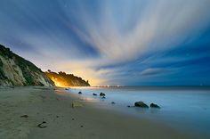 Santa Barbara beach. Miss my best friend :(
