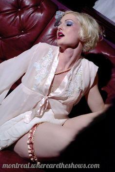 Thea d'Ora - Electros-wing Burlesque - Where Are The Shows