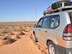 Want to visit the Simpson Desert? This page is the ULTIMATE guide: how to get there, when to go, history, tracks, climate and more.