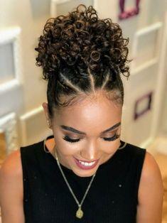 Natural Hair Braids, Braids For Black Hair, Curly Hair Styles, Natural Hair Styles, Mixed Hair, Hair Affair, Relaxed Hair, Hair Pictures, Hair Hacks