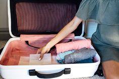 18 Consejos para empacar que te hubiera gustado saber en tus vacaciones pasadas