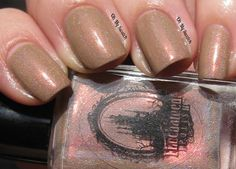 Enchanted Polish - December 2013 | Oh My Swatch