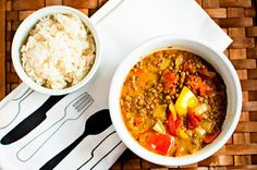 Indian-Spiced Lentils Recipe on Yummly