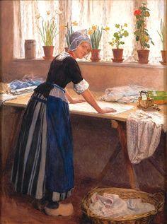 Британский художник William Henry Margetson (1861-1940). Обсуждение на LiveInternet - Российский Сервис Онлайн-Дневников