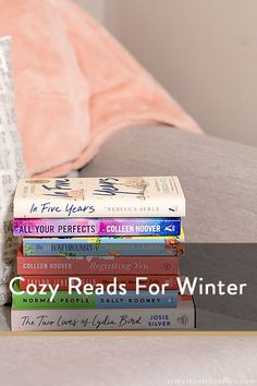 Cozy Reads For Winter - It Starts With Coffee - Blog by Neely Moldovan - Lifestyle, Beauty, Parenting, Fitness, Travel