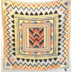 4513e2903952 MISSONI foulard carré soie silk scarf tuch sciarpa missoni, luxe promotion
