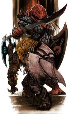 Confraria de Arton: Draconatos e meio-dragões para pathfinder