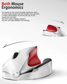 Both Mouse Ergonomics - Computer Mouse Design by Young Jo