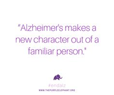 Purple Elephant is a nonprofit organization that is changing the way young people think about Alzheimer's disease on a global scale.