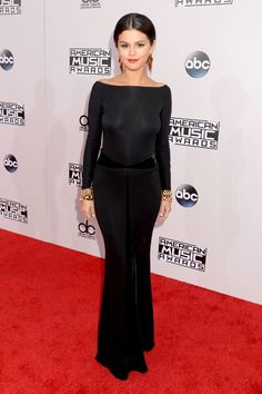 cf3ed8d4c293 23 Best Selena Gomez Red Carpet Dresses images | Selena gomez style ...