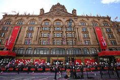 Harrods | The 8 Most Overrated Places To Go In London If You Are A Tourist