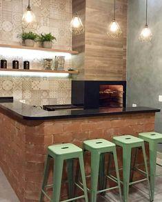 Student Room, Barbecue Area, Small Bars, Grill Design, Outdoor Pergola, Bar Grill, Home Decor Kitchen, Home Decor Furniture, My Dream Home