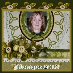 Monique Granddaughter