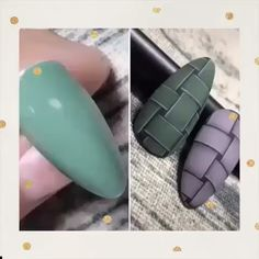 Nail Hacks Must Watch - Summer Acrylic Nails Nail Art Hacks, Nail Art Diy, Diy Nails, Swag Nails, Manicure, Grunge Nails, Nail Art Designs Videos, Nail Art Videos, Best Acrylic Nails