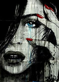 View LOUI JOVER's Artwork on Saatchi Art. Find art for sale at great prices from artists including Paintings, Photography, Sculpture, and Prints by Top Emerging Artists like LOUI JOVER. Arte Pop, Art And Illustration, Newspaper Art, Fine Art, Portrait Art, Painting & Drawing, Amazing Art, Art Drawings, Cool Art