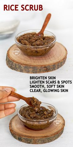 A secret to keeping your skin clean, clear and smooth is exfoliation! Face scrubs do a great job in exfoliating your skin thus removing dead skin cells. Rice flour is a well-known skin exfoliator thanks READ MORE. Skin Secrets, Skin Tips, Face Care Tips, Skin Care Tips, Best Face Wash, Skin Care Routine For 20s, Face Scrubs, Flaky Skin, How To Exfoliate Skin