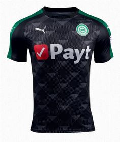 251da7c9ee9 Groningen 17-18 Home   Away Kits Released - Footy Headlines Football 101