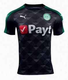 Groningen 17-18 Home & Away Kits Released - Footy Headlines