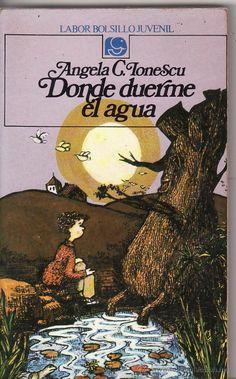 +9 Donde duerme el agua  Angela Ionescu  gran sensibilidad por la naturaleza