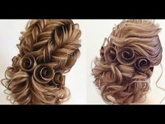 Hairstyles Tutorials by Georgiy Kot - YouTube