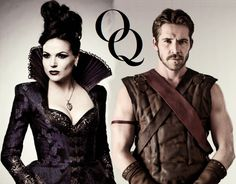 #OutlawQueen or #HoodedQueen My fav new couple! Cant wait to for them to be together!