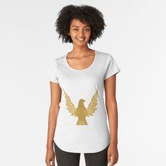 Feminine Decor, Bird Design, Star Designs, Queen Bees, My T Shirt, Tshirt Colors, Chiffon Tops, Looks Great, Fitness Models