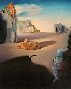 Dali - Shades of Night Descending, 1931